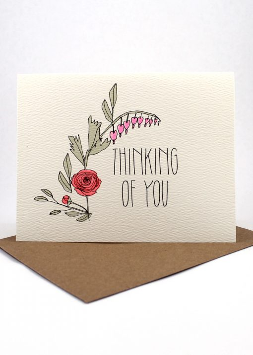 Send Personalized Thinking of You Cards