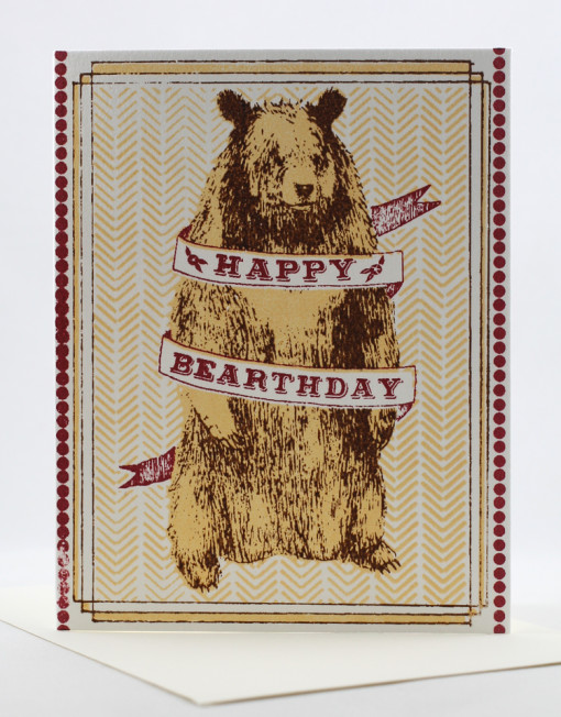 Custom Happy Birthday Cards