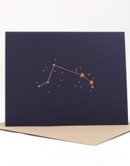 Constellation card, Aries