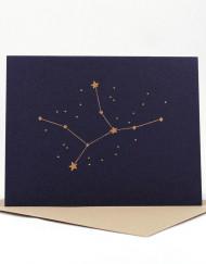 Constellation card, Virgo