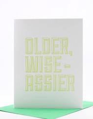 Older, Wise-assier