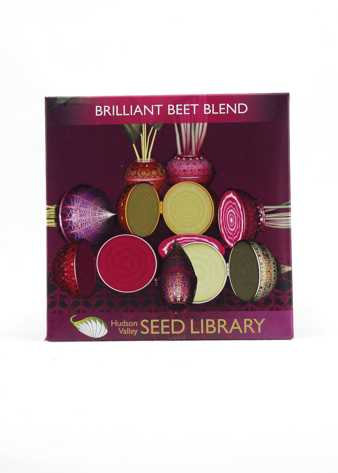 beet seed packet