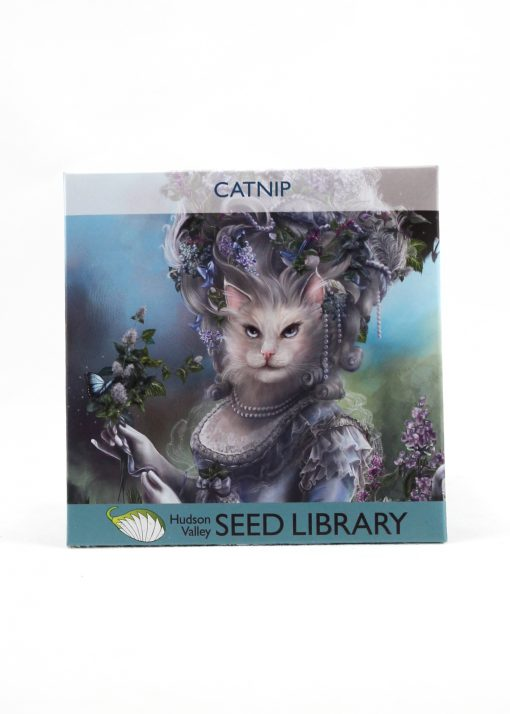 catnip seed packet