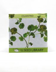 cilantro seed packet
