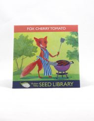 cherry tomato seed packet