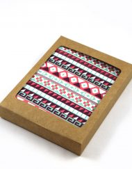 tribal design stationery set