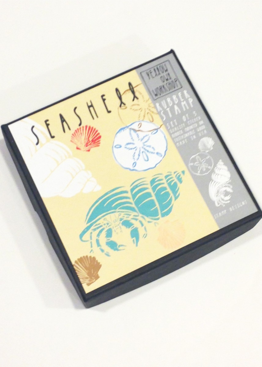 Seashell Stamp Set