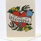 baby mama card