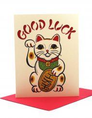 good luck friend card