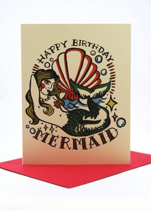 Nautical Birthday Cards