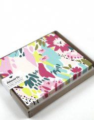 boxed card set