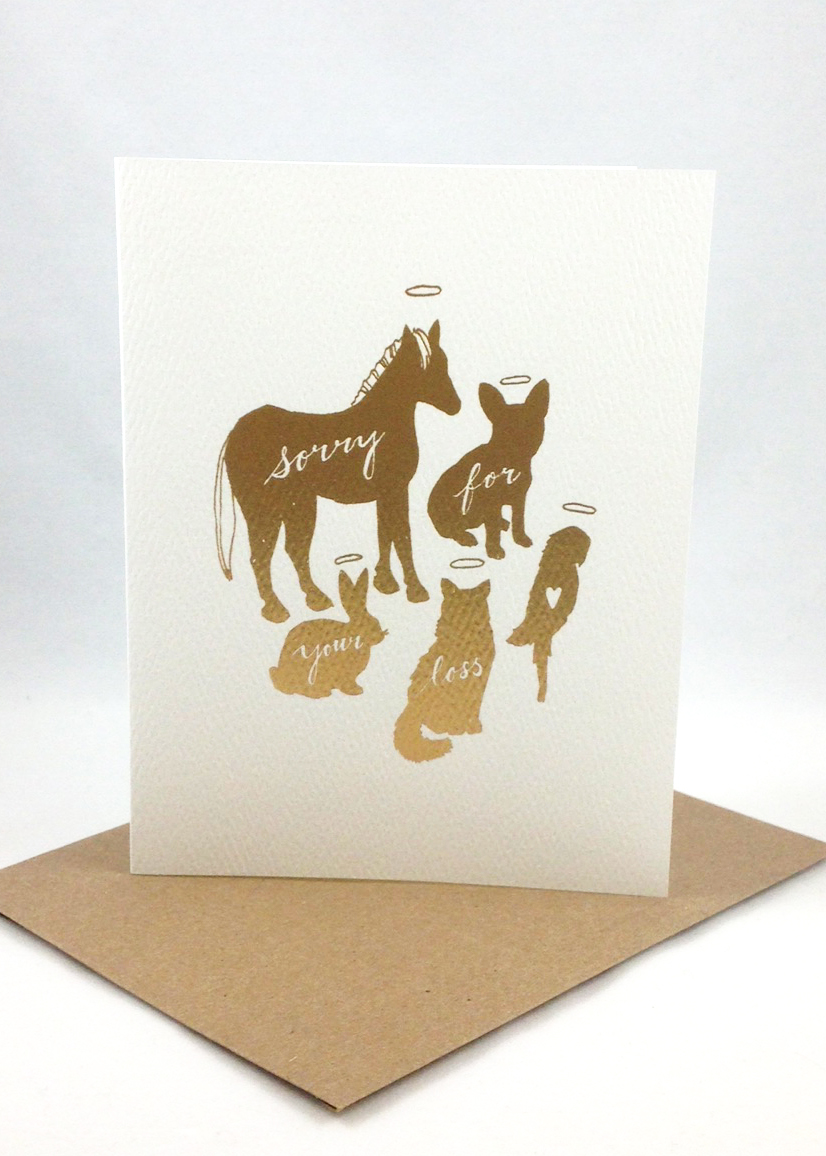 Order Personalized Sympathy Cards
