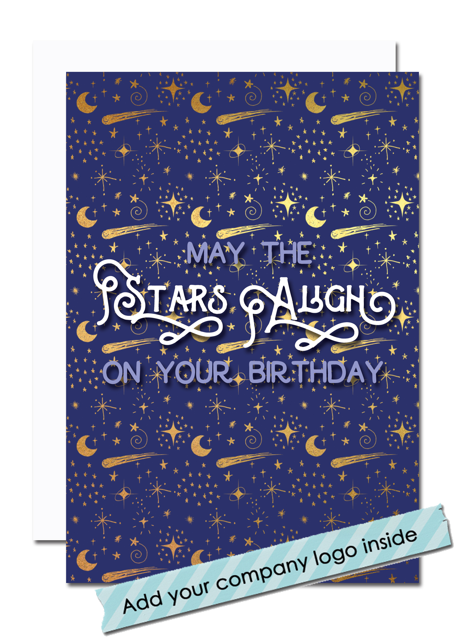 Home Corporate Discount Birthday Card