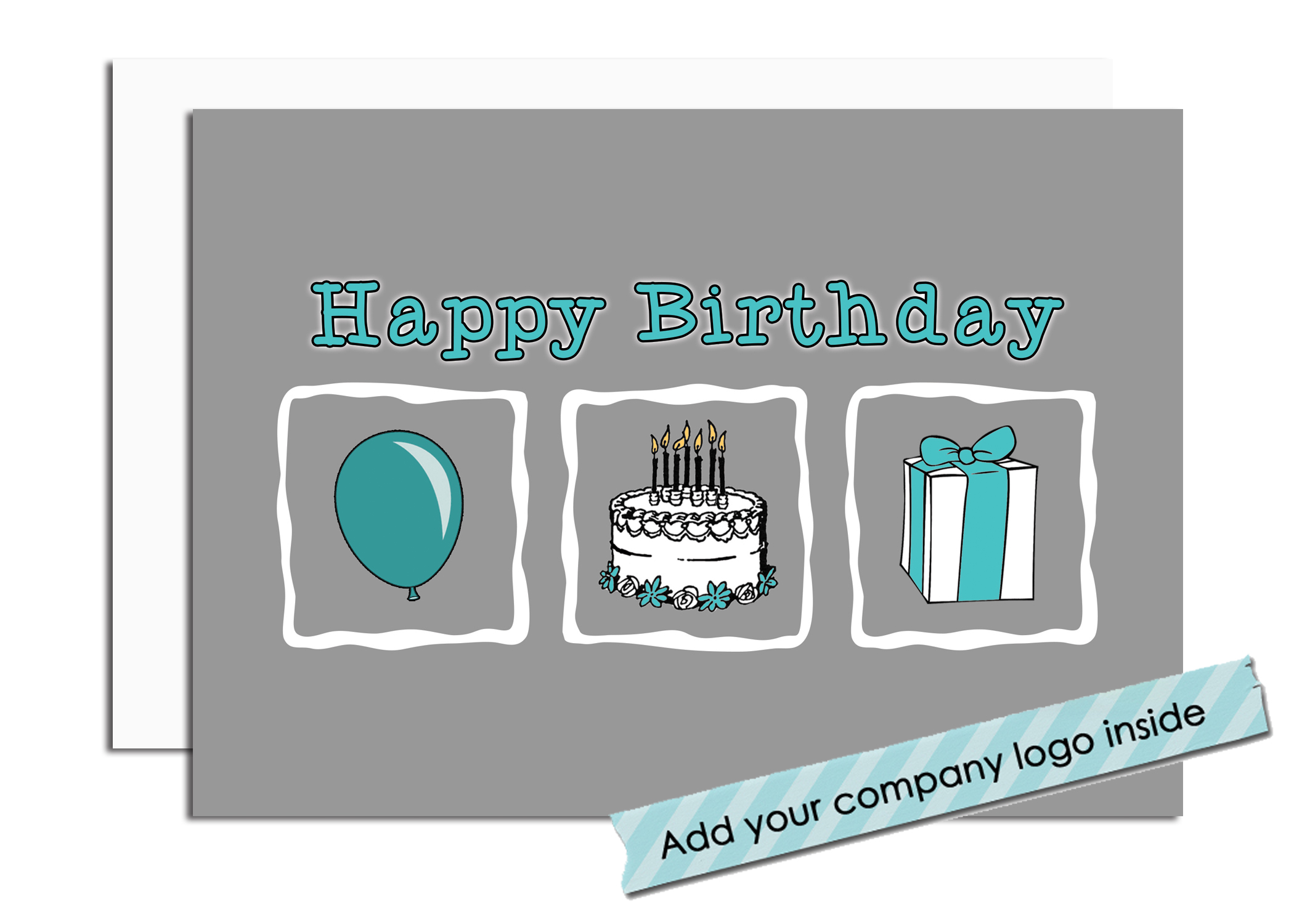 Corporate Funny Birthday Card