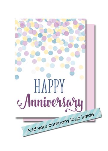 corporate employee anniversary card - Employee Anniversary Cards