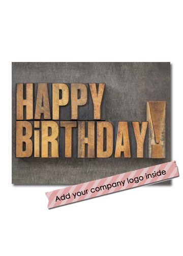Home Corporate Discount Funny Birthday Card