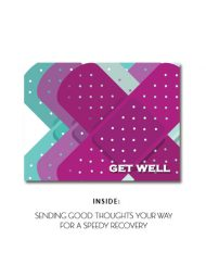 Corporate get well card