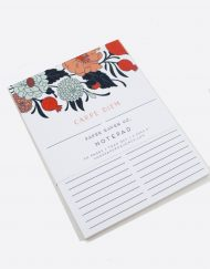 carpe diem note pad
