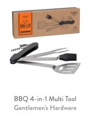 4 in 1 The Grilling Tool