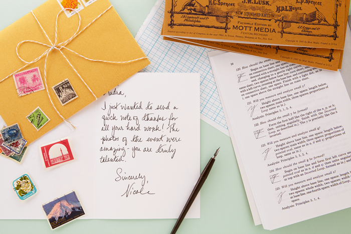 Why Handwritten Cards Matter